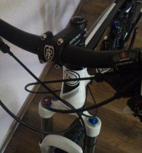 Велосипед  Ghost, трейл