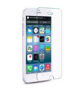 Защитные Стекла для iPhone 4, 5, 6