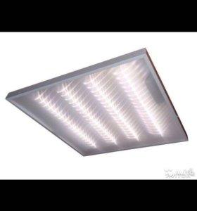 Светодиодный светильник для потолка Армстронг 40 в
