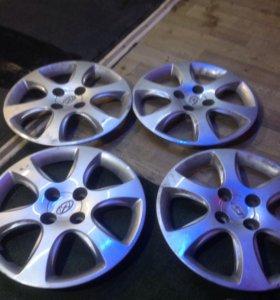 Колпаки Hyundai оригинал r14