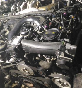 Двигатель туарег NF 3.0 дизель 204 л.с
