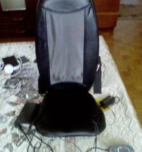 Массажная накидка на кресло BODYKRAFT.