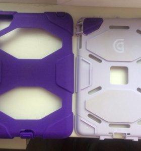 Чехол  Griffin Survivor фиолетовый для iPad mini