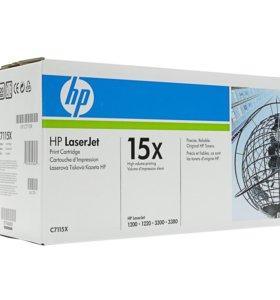 Новые картриджи Epson, HP, Xerox, Canon