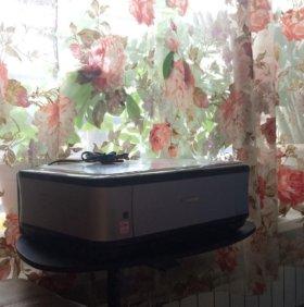 Принтер  (сканер,печатает фото) MP550
