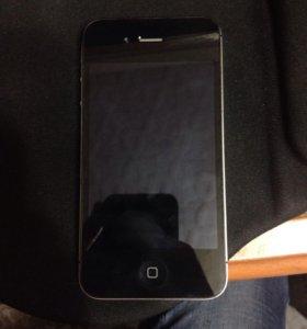 Продам iPhone 4 s 8 g