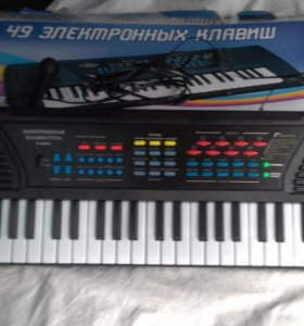 Електро Пианино детский