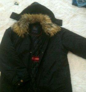 Мужская куртка р. 52-54