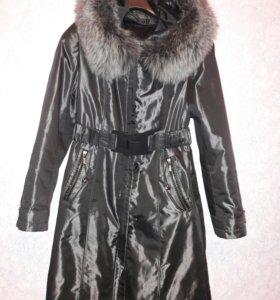 Зимнее пальто.