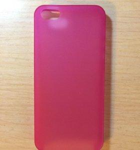 Чехол-крышка для iPhone 5, 5 s