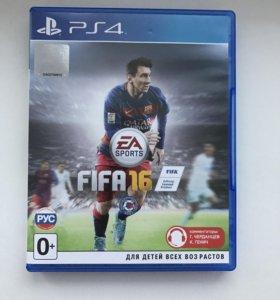 FIFA 16 на PS 4