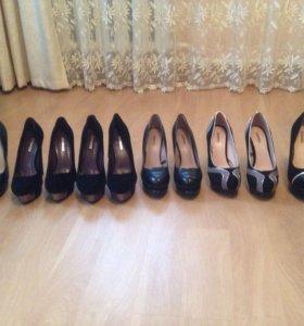 Туфли новые все