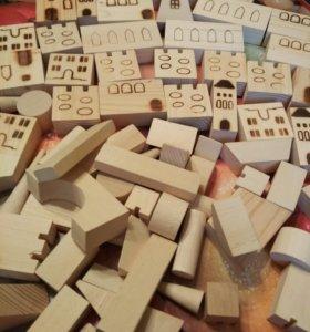 Кубики для игры.