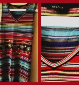 Платье Escada,оригинал