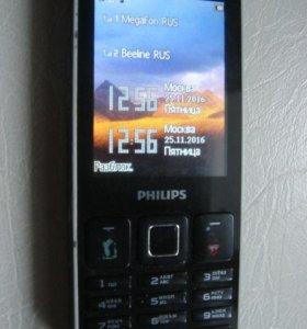 Philips  Xenium X325 DUAL SIM