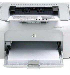 Принтер LaserJet P1005