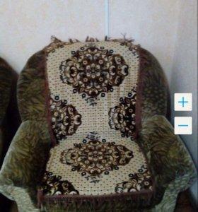 Продам два кресла кровати