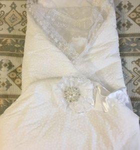 Конверт на выписку / одеяло