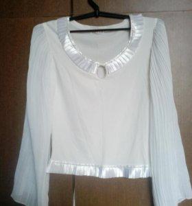 Нежная блузка для девочки