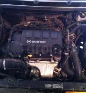 Opel Astra 1.4 turbo
