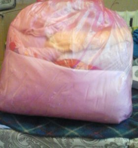 мешки с одеждой