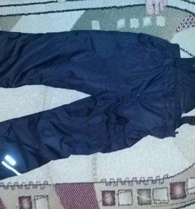 Детские горнолыжные штаны icepeak