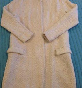Шерстяное пальто(1раз надевалось)