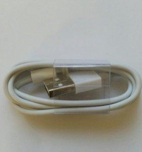 Iphone 5/5s шнурок для зарядки usb