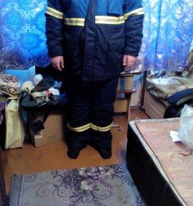 Новый зимний рабочий костюм р58