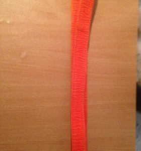 Оранжевый пояс (карате)