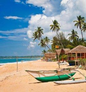 Азиатская экзотика. Отпуск в Шри Ланке