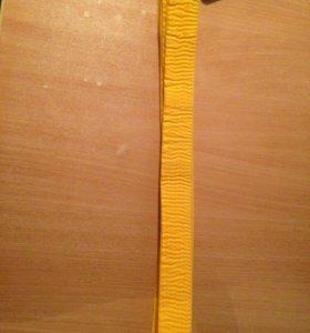 Жёлтый пояс (карате)