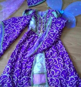 Карнавальное платье феи