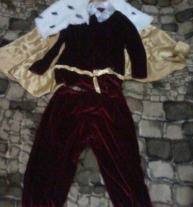 Новогодний костюм принца