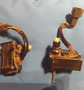 Электрический корректор фар