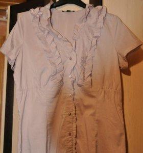 Рубашка женская, р.48