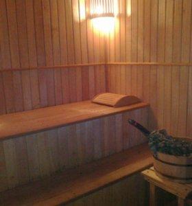 Домашняя баня