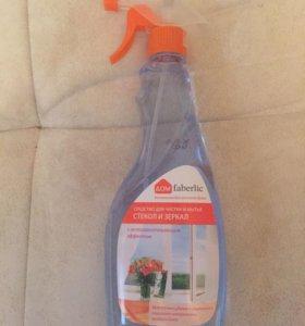 Средство для чистки и мытья стёкол и зеркал