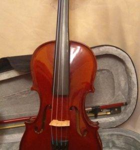 Скрипка 3/4. Новая