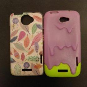 Чехлы на HTC one x