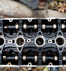 Мотор 16клапанный калина