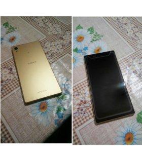 Sony Xperia Z5 Duos Gold по срочной цене