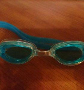 Очки для плавания детские atemi