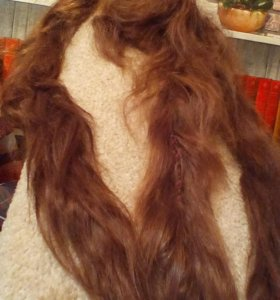 Коса(натуральные волосы)