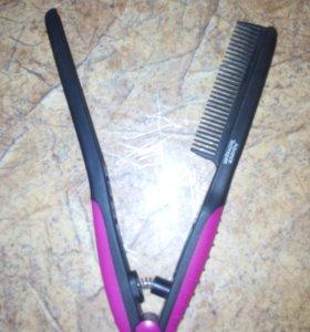 Расческа для вытягивания волос при сушки феном