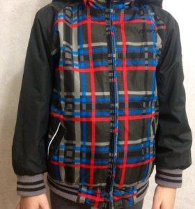 Куртка весна-осень на 6-7 лет