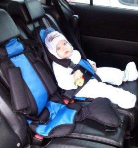 Новые детские автокресла