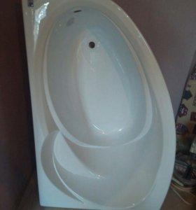 Ванна новая 1,5 × 0.88