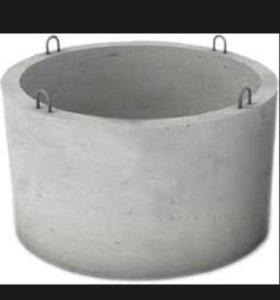 Кольцо бетонное канализационное