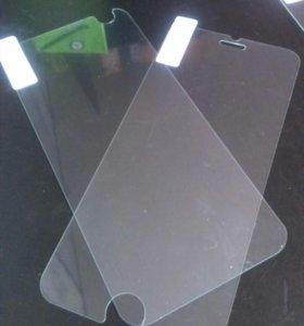 Защитное стекло на iPhone6